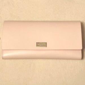 Kate Spade Light Pink/Hot Pink Wallet